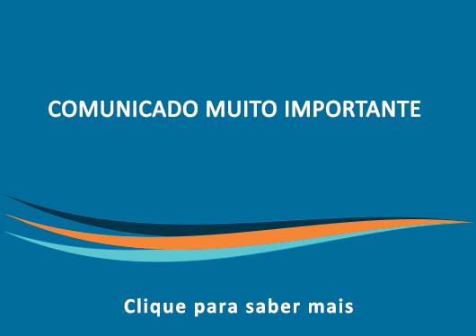 COMUNICADOMUITO IMPORTANTE